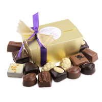 Luxury belgian chocolates