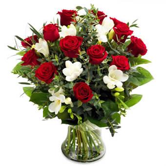 Uitzonderlijk Bloemen sturen naar Duitsland doet u met Euroflorist #JK-06