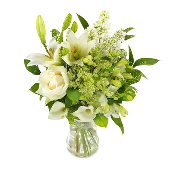 Bouquet blancheur