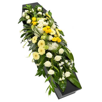 Lovely Casket Spray