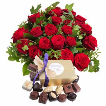 Cadeaus Laten Bezorgen Met Mooie Bloemen
