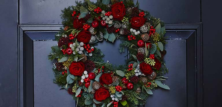 Advent and Christmas wreaths