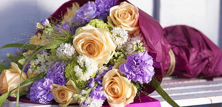 Livraison de fleurs à Bruges