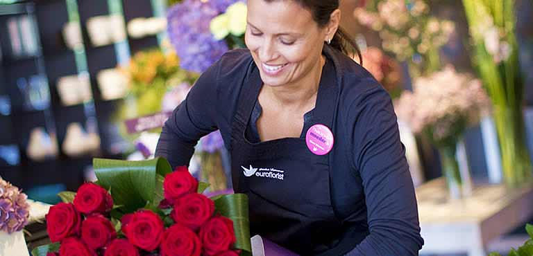 Search for a florist
