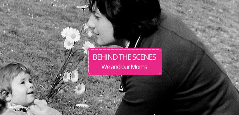 Mother's Day  'Behind the scenes'