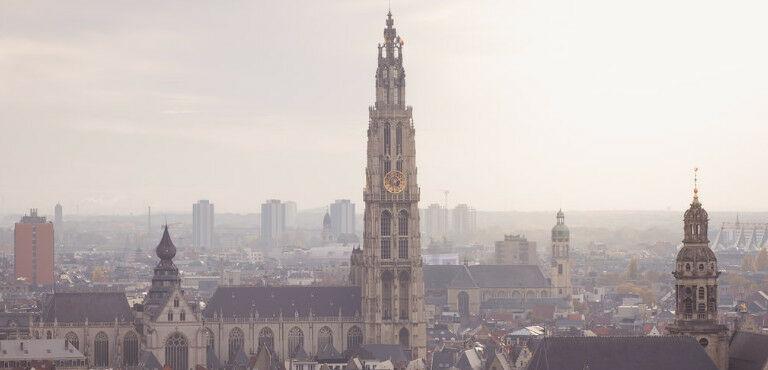Bloemen laten bezorgen in Antwerpen