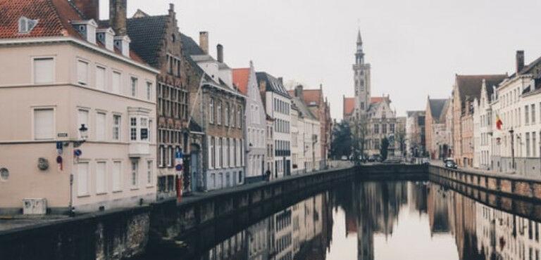 Bloemen bezorgen in Brugge