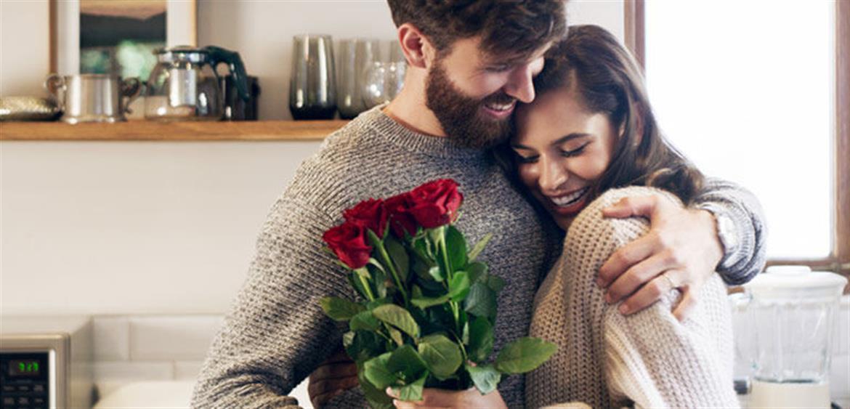 Roses Saint-Valentin