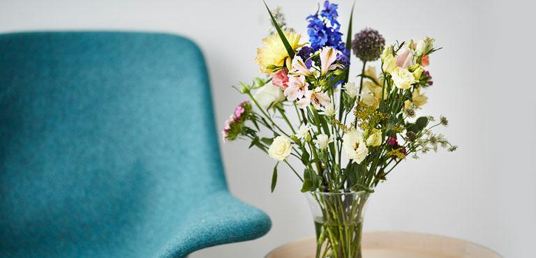 Livraison de bouquets champêtres