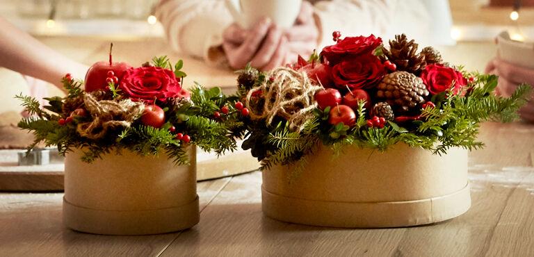 Kerst arrangementen