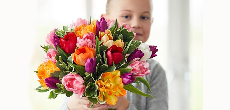 Grootmoederdag bloemen